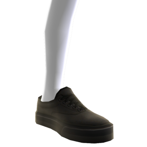 Classic Sneakers - Black