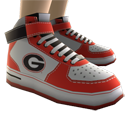 Georgia High Top Shoes