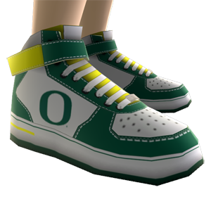 Oregon High Top Shoes