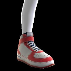 Atlanta High Top Shoes