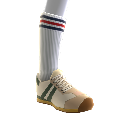 Vintage Sneakers &amp; Tube Socks