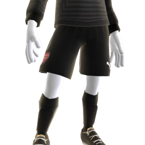 Arsenal FC Goalie Shorts
