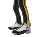 Green Bay Track Pants and Sneakers