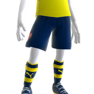 Arsenal FC Away Shorts