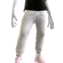 Pink Bling Sweats and Sneakers SE
