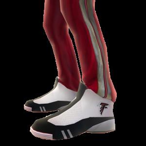 Atlanta Track Pants and Sneakers