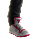 Chicago Sneakers and Jeans