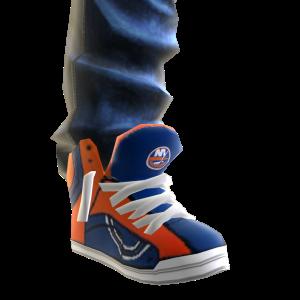 Islanders Jeans and Sneakers