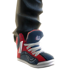 Gonzaga Jeans and Sneakers