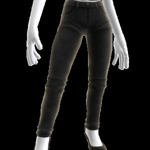 Skinny Jeans and Heels - Dark