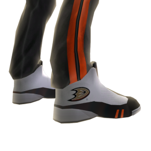 Ducks Track Pants and Sneakers