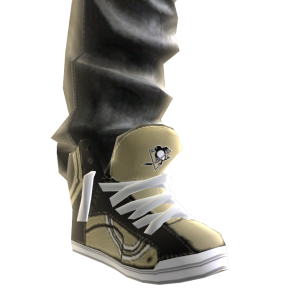 Penguins Jeans and Sneakers