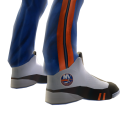 Islanders Track Pants and Sneakers