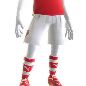 Arsenal FC Home Shorts