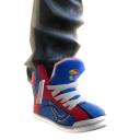 Kansas Jeans and Sneakers