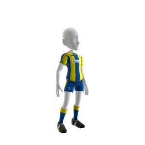 Warrington Wolves Kit