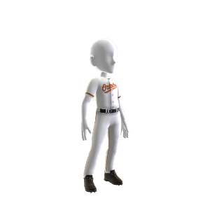 Baltimore Orioles MLB 2K12 Uniform