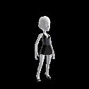 JWOWW Black Dress