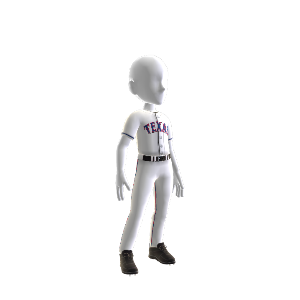 Texas Rangers MLB 2K12 Uniform