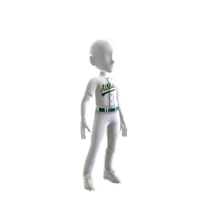 Oakland Athletics MLB 2K12 Uniform