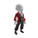 Costume de pirate LeChuck