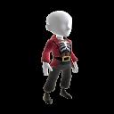 Traje de pirata de LeChuck