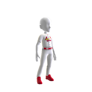 St. Louis Cardinals MLB 2K12 Uniform