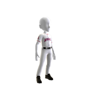 LA Angels of Anaheim MLB 2K12 Uniform