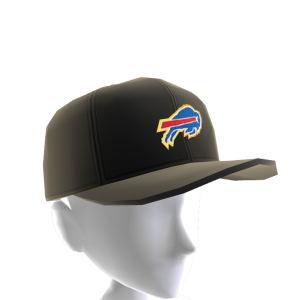Bills Gold Trim Cap