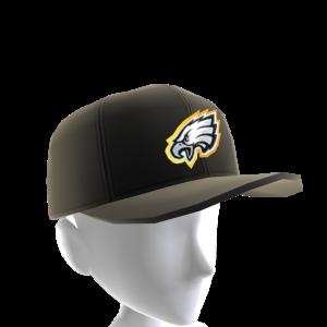 Eagles Gold Trim Cap
