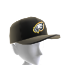 Eagles Gold Trim Cap
