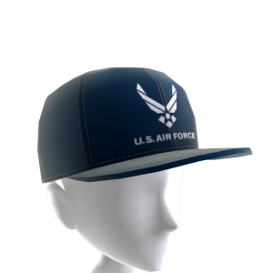 Air Force Hat - Dark Blue