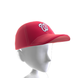 Washington Nationals MLB2K10 Cap
