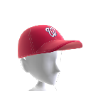 Washington Nationals MLB2K10-Cap