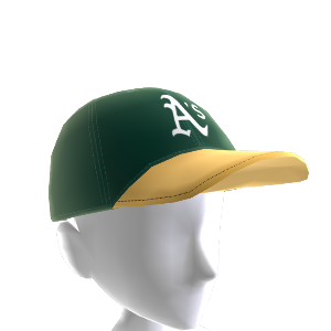 Oakland Athletics  MLB2K11 Cap