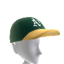 Casqu. MLB2K11 Oakland Athletics