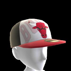 Bulls Fitted Cap