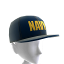 Navy Hat - Blue