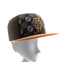 San Francisco Logo Pattern Cap