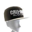 COD: Black Ops II Logo Hat Black