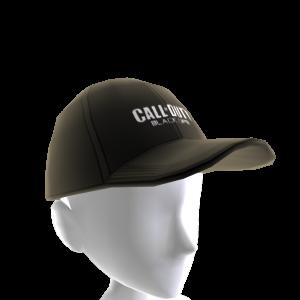 Chapéu com Logótipo Black Ops