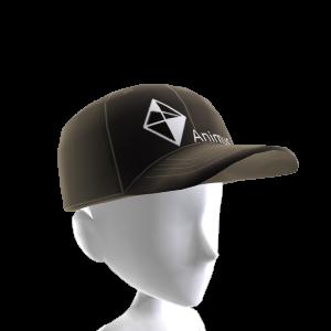 Gorra de béisbol con logo de Animus