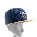 San Diego Logo Pattern Cap