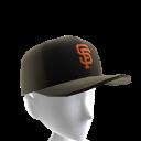 Giants On-Field Cap
