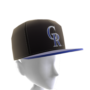 Colorado Rockies FlexFit Cap