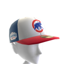 Cubs World Series Patch Cap
