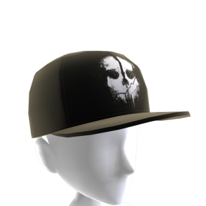 Ghosts Skull Hat