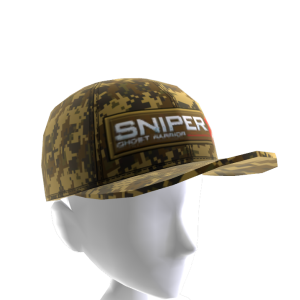 """Sniper Ghost Warrior 2"" Baseball Cap"