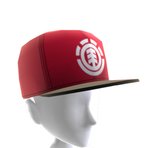 Element Knutsen Hat - Red