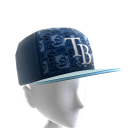 Tampa Bay Logo Pattern Cap